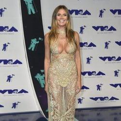 Heidi Klum en los MTV VMA 2017