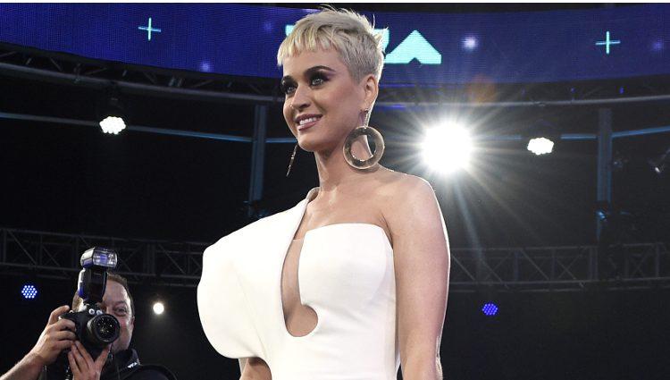 Katy Perry, la estrella de los MTV VMA 2017