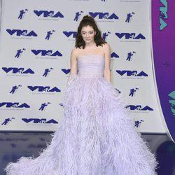 Lorde en los MTV VMA 2017