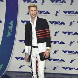 Machine Gun Kelly en los MTV VMA 2017