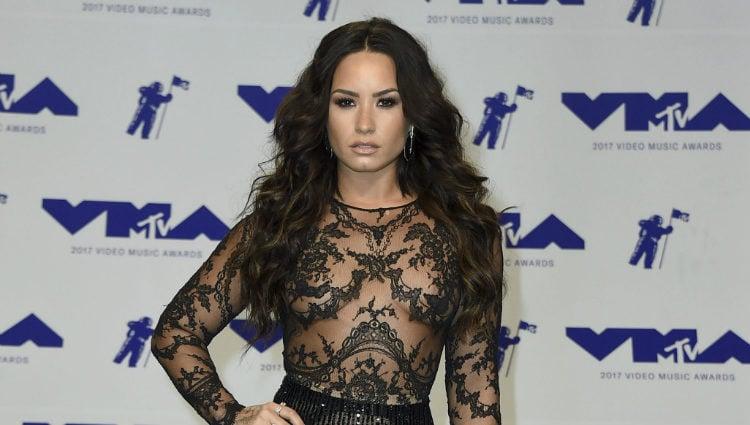 Demi Lovato en los MTV VMA 2017