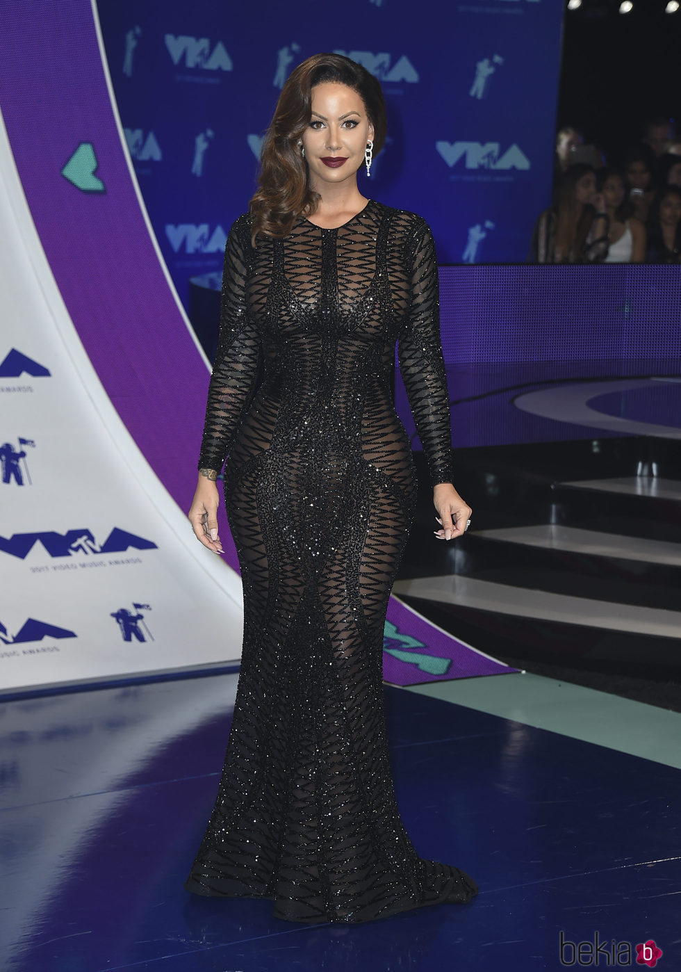 Amber Rose en los MTV VMA 2017