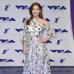Ivana Baquero en los MTV VMA 2017