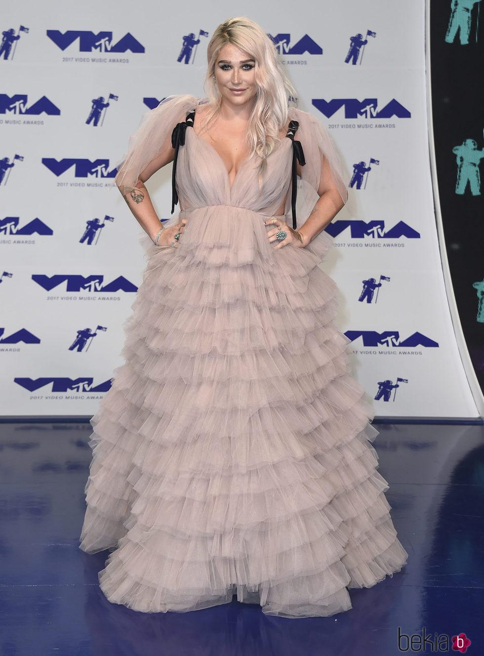 Kesha en los MTV VMA 2017