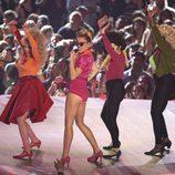 Miley Cyrus en los MTV VMA 2017