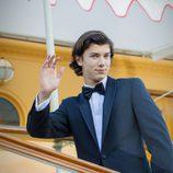 Nicolás de Dinamarca en la celebración de su 18 cumpleaños
