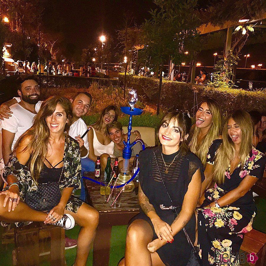 Listado de amigos en Sevilla que puedes conocer