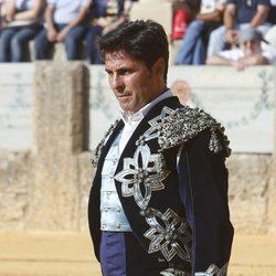 Fran Rivera se despide de los toros en la 61 corrida Goyesca de Ronda