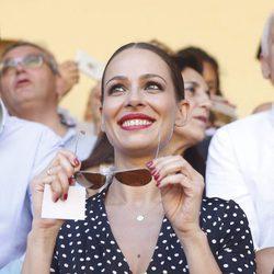 Eva González en la 61 edición de la corrida Goyesca de Ronda