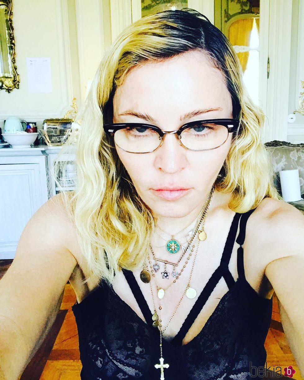 Madonna, indignada por un problema con una empresa de transportes