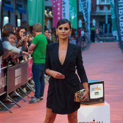 Mónica Cruz en el estreno de 'Velvet Colección' en el FesTVal 2017