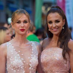 Marta Hazas y Paula Echevarría el estreno de 'Velvet Colección' en el FesTVal 2017