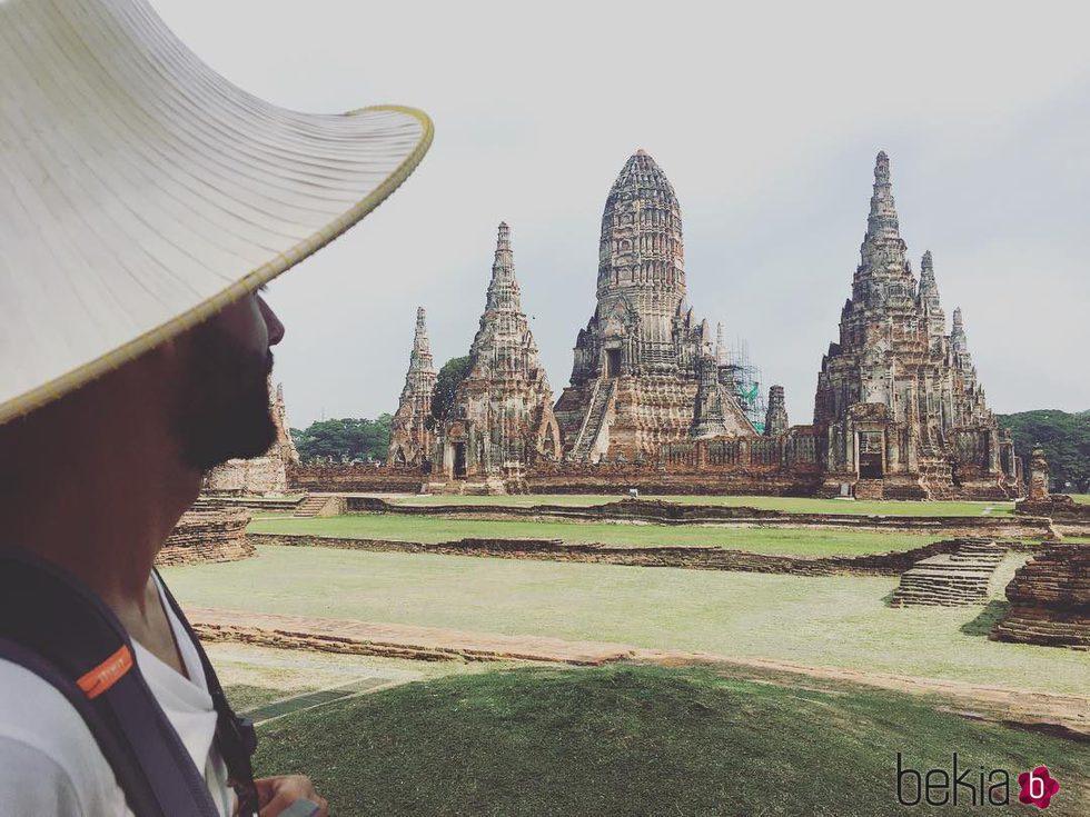 Jonathan Peérez ('Gh15') en Bangkok de luna de miel