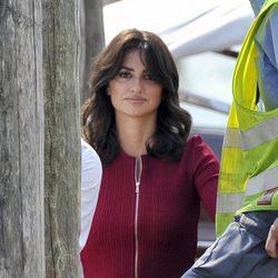Penélope Cruz se marcha de Venecia tras asistir a su festival de cine
