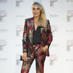 Berta Collado en la Fashion's Night Out 2017