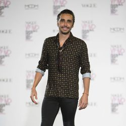 Canco Rodríguez en la Fashion's Night Out 2017