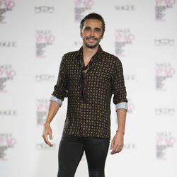 Canco Rodríguez en la Fashion's Night Out 2017