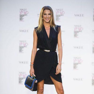 Laura Sánchez en la Fashion's Night Out 2017