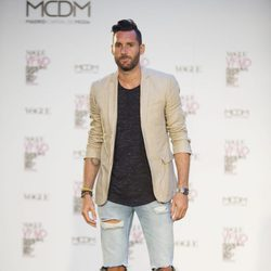 Rudy Fernández en la Fashion's Night Out 2017