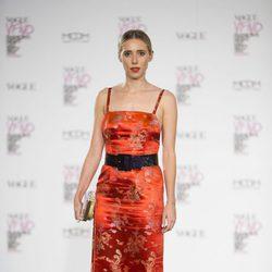 Lulu Figueroa en la Fashion's Night Out 2017