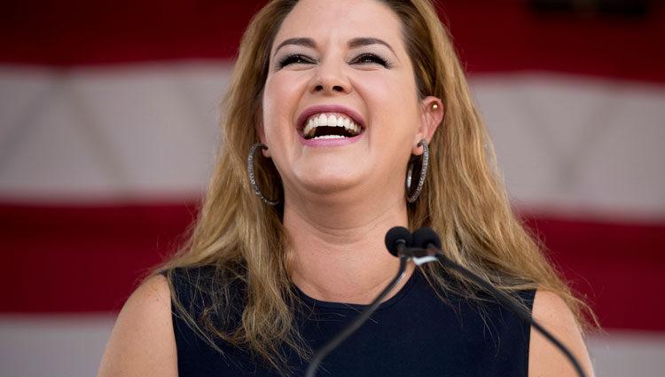 Alicia Machado, ex concursante de 'La granja de los famosos'