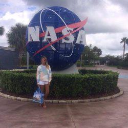 Alba Carrillo durante sus vacaciones a Miami