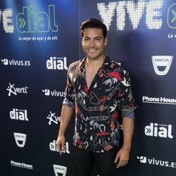 Carlos Rivera en el concierto Vive Dial 2017
