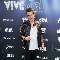 Carlos Baute en el concierto Vive Dial 2017
