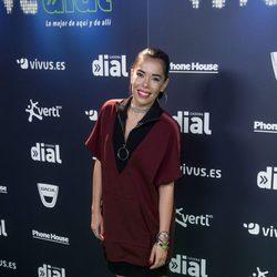 Beatriz Luengo en el concierto Vive Dial 2017