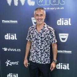 Sergio Dalma en el concierto Vive Dial 2017