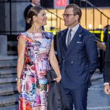 Victoria y Daniel de Suecia en el concierto celebrado por la apertura del Parlamento 2017