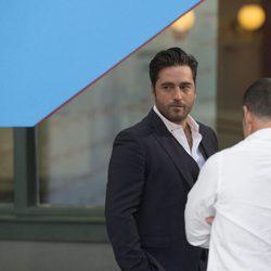 David Bustamante en el estreno de la nueva temporada de Telemadrid