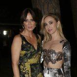 Aitana Sánchez Gijón y Marta Hazas en la fiesta del 40 cumpleaños de Paula Echevarría