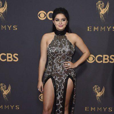 Ariel Winter en la alfombra roja de los Premios Emmy 2017