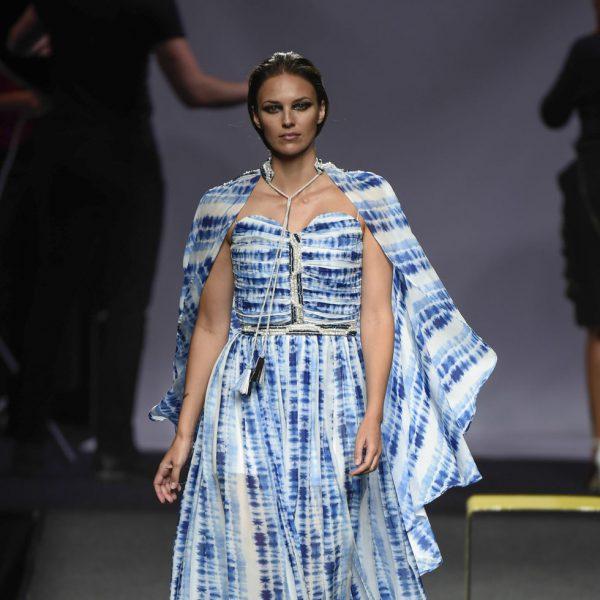 Famosos en el front row de Madrid Fashion Week primavera/verano 2018