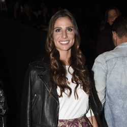 Lucía Villalón en la Madrid Fashion Week 2017