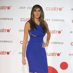 Paz Padilla en la fiesta de Cuatro para presentar la temporada 2017