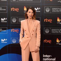 Leticia Dolera en la gala de inauguración del Festival de San Sebastián 2017