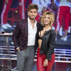 Rodrigo y Bea en 'El Debate de GH Revolution'
