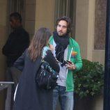 Carlota Casiraghi y Dimitri Rassam, de compras por París
