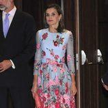 La Reina Letizia en la inauguración del Palacio de Congresos de Palma