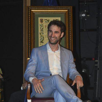 Dani Rovira, Hijo Predilecto de Málaga
