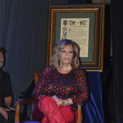María Teresa Campos, Hija Predilecta de Málaga
