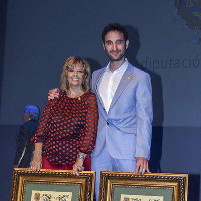 Dani Rovira y María Teresa Campos nombrados Hijos Predilectos de Málaga