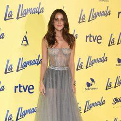 Macarena García en el estreno de la película 'La Llamada'