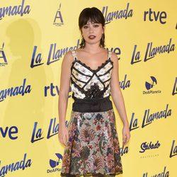 Anna Castillo en el estreno de la película 'La Llamada'
