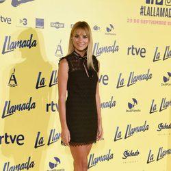 Alba Carrillo en el estreno de 'La Llamada'