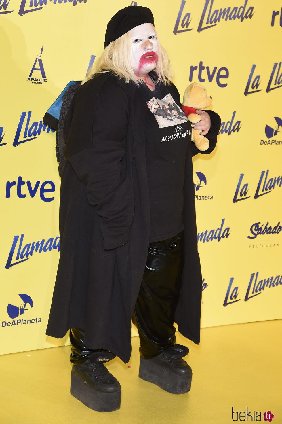 Soy una Pringada en el estreno de la película 'La Llamada'