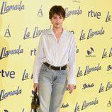 Alba Galocha en el estreno de la película 'La Llamada'