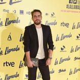 Máxim Huerta en el estreno de la película 'La Llamada'